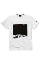 BMW M Motorsport T-Shirt Herren Grafik