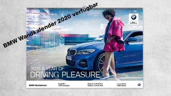BMW & MINI Kalender