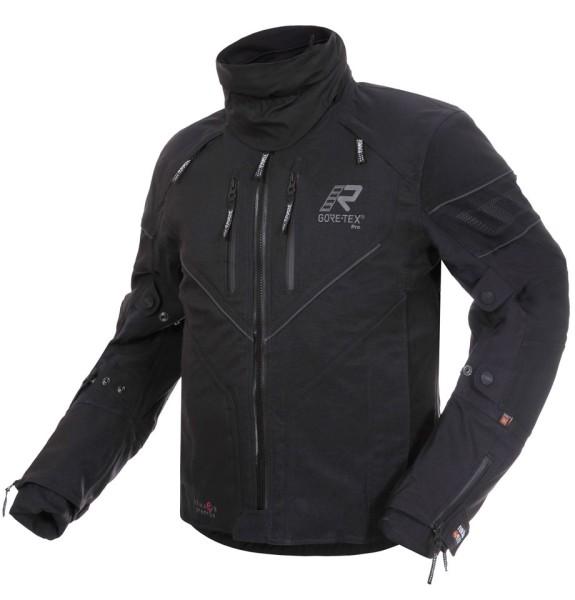 Rukka Realer Gore-Tex® Pro  Herren Jacke schwarz - 3-Lagen Laminat