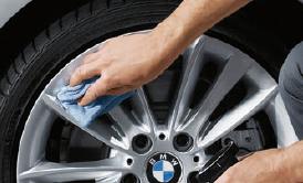 BMW Felgenreinigung