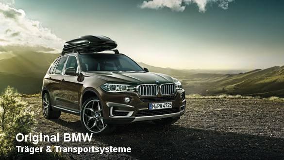 BMW Träger und Transportsysteme