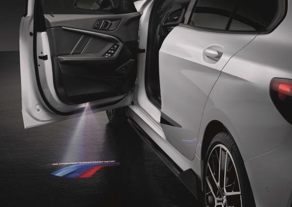 BMW M Performance Dias für LED Türprojektor 2020