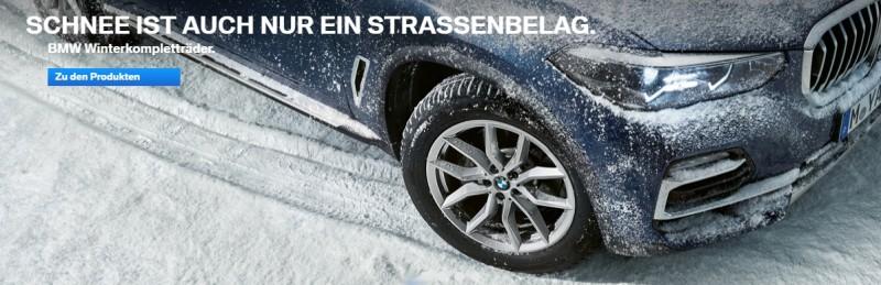 BMW Winterräder 2019