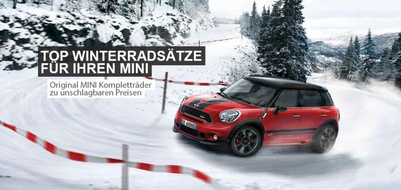 Mini Winterräder