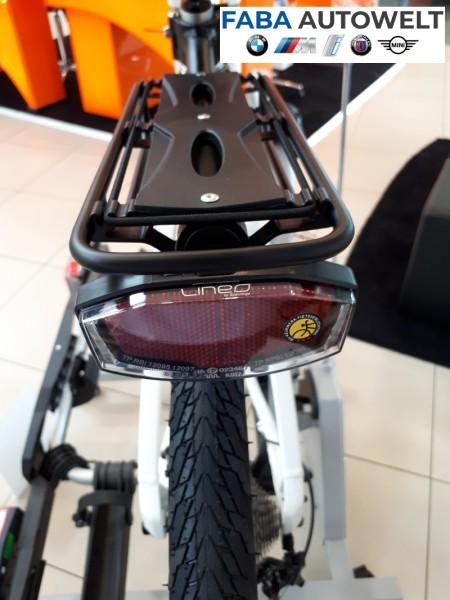 BMW Fahrrad Gepäckträger - Nachrüstsatz inkl. Rücklicht