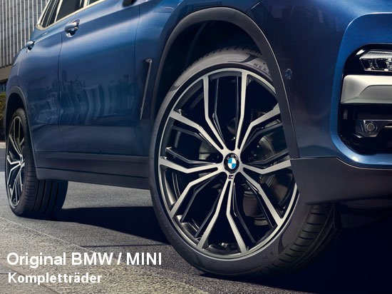Original BMW & MINI Kompletträder