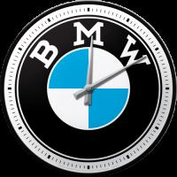 "Wanduhr ""BMW Logo"""