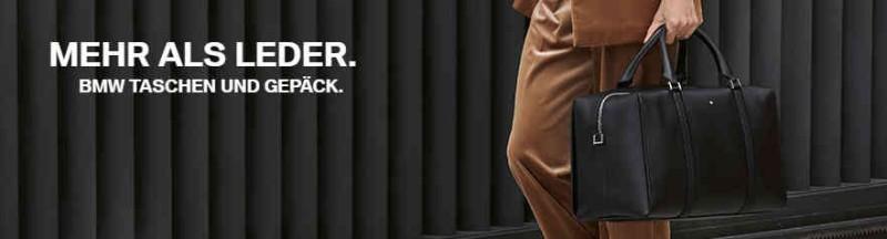 BMW Gepäckkollektion