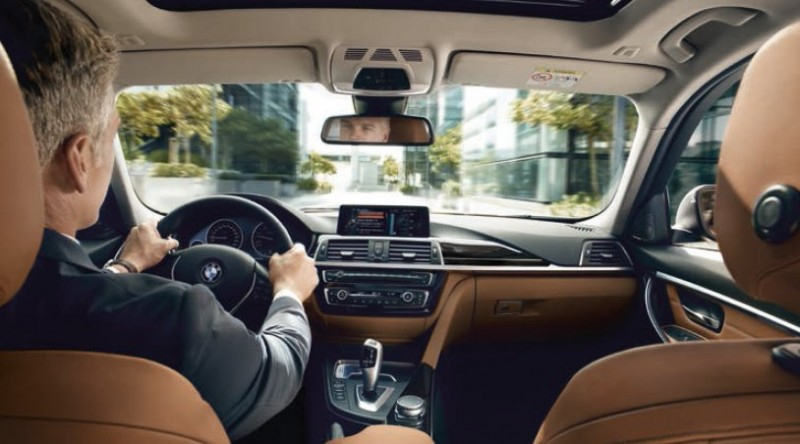 BMW Scheibenreinigung
