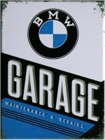 """Magnet """"BMW Garage"""""""