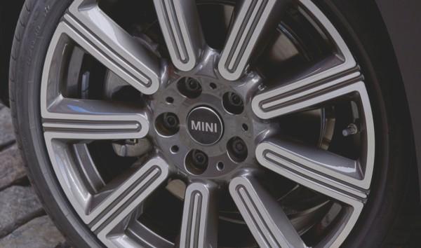 Nabenabdeckung Mini F-Modelle