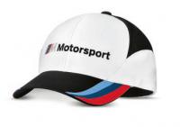 BMW M Motorsport Fan Cap - Basecap - Mütze
