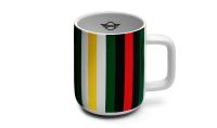 MINI Striped Cup - Tasse - Kaffeebecher