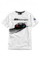 BMW M Motorsport T-Shirt Kinder