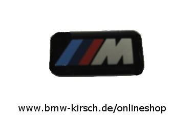 BMW M-Emblem eckig