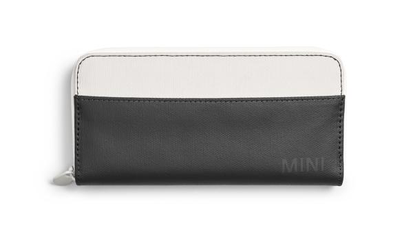 MINI Wallet Colour Block schwarz/weiß - Geldbörse - Portemonnaie