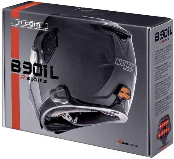 Nolan N-Com B901L R Kommunikationssystem für N100-5 / N104 / N87 / N70-2 / N44 / N40