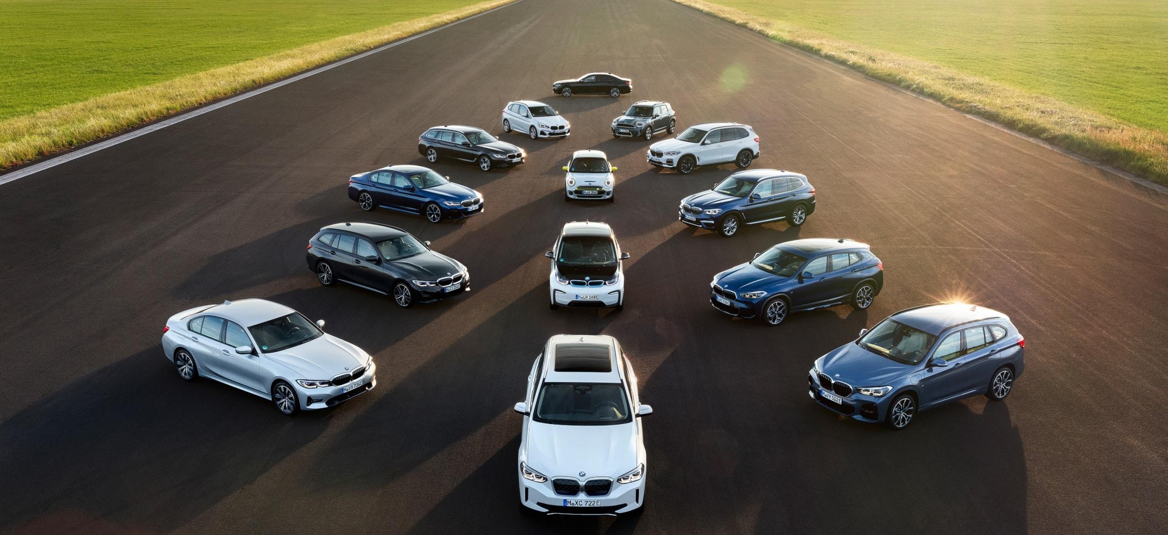 BMW Flotte