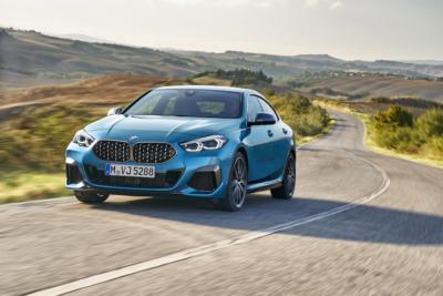 BMW 2er Gran Coupé Front