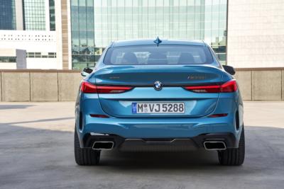 BMW 2er Gran Coupé Heckansicht
