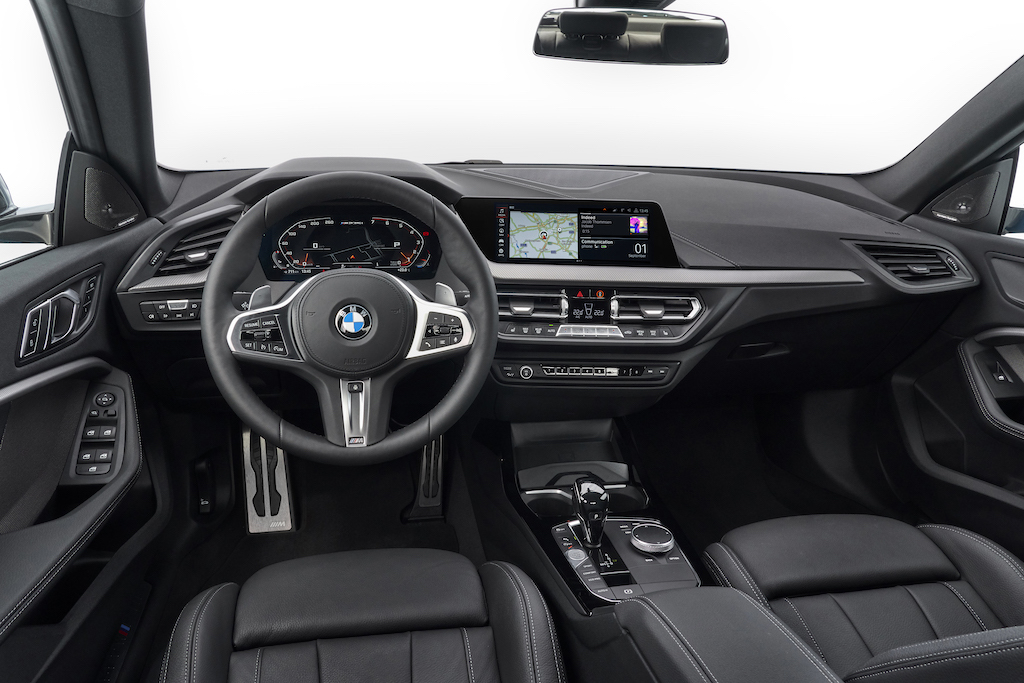 BMW 2er Gran Coupé Interior