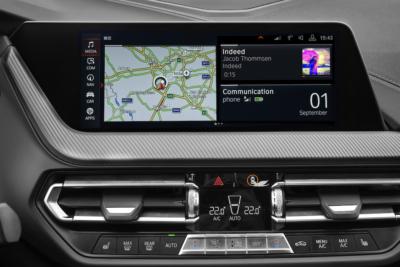 BMW 2er Gran Coupé Navigation und Entertainment