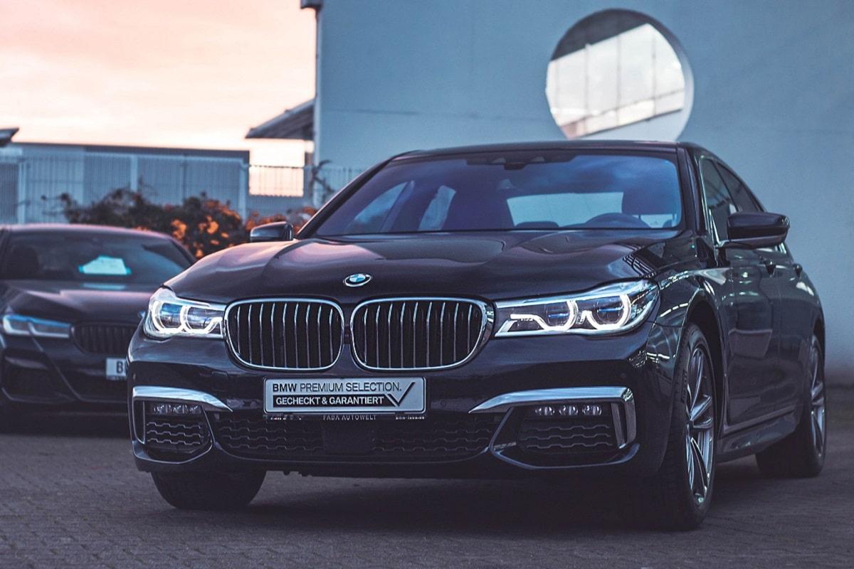 BMW 750iA