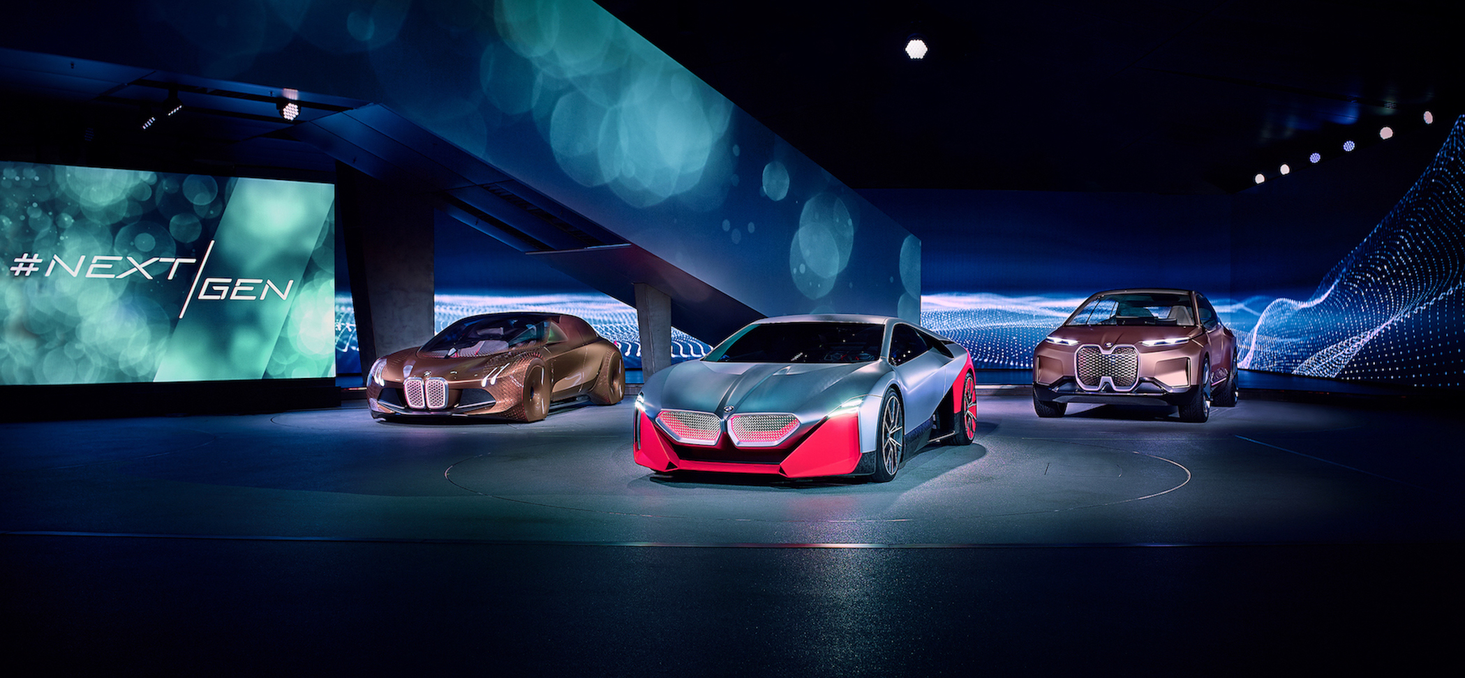 BMW Next Gen