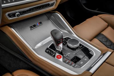 BMW X5 M Competition Bedienelemente