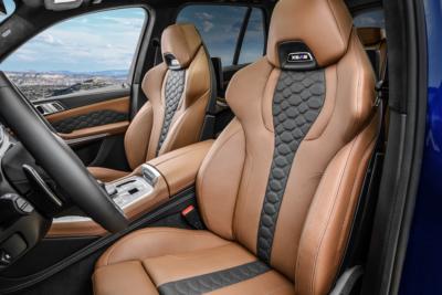 BMW X5 M Competition M Sportsitze
