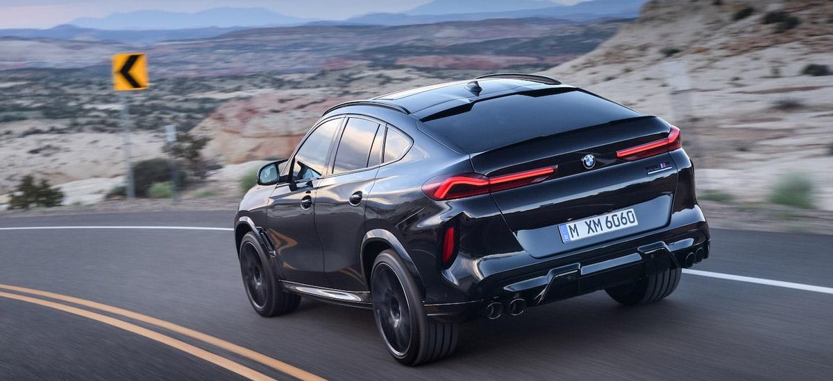 BMW X6 M 2019