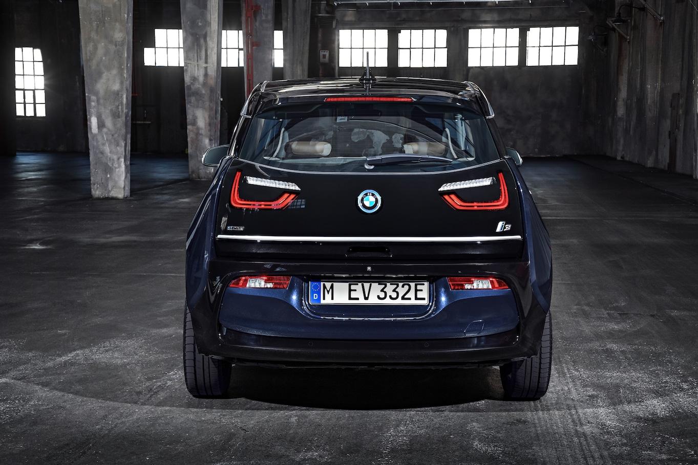 BMW i3 Heck