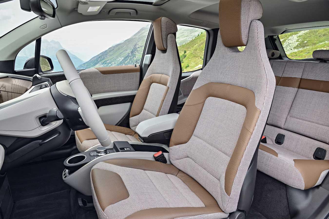 BMW i3 Sitze