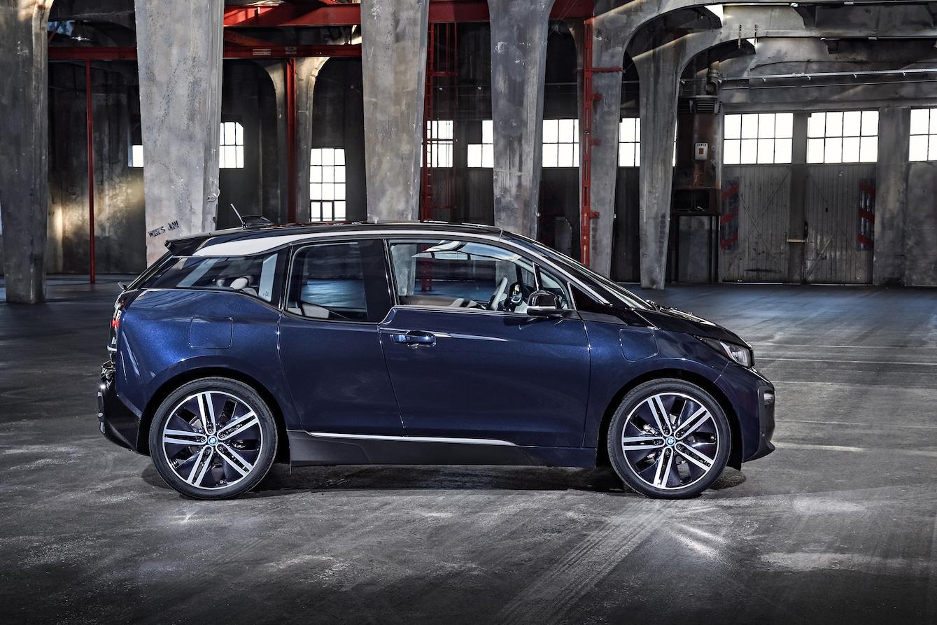 BMW i3 Seitenansicht