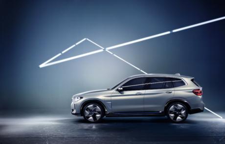 BMW iX3 - der Elektro-BMW