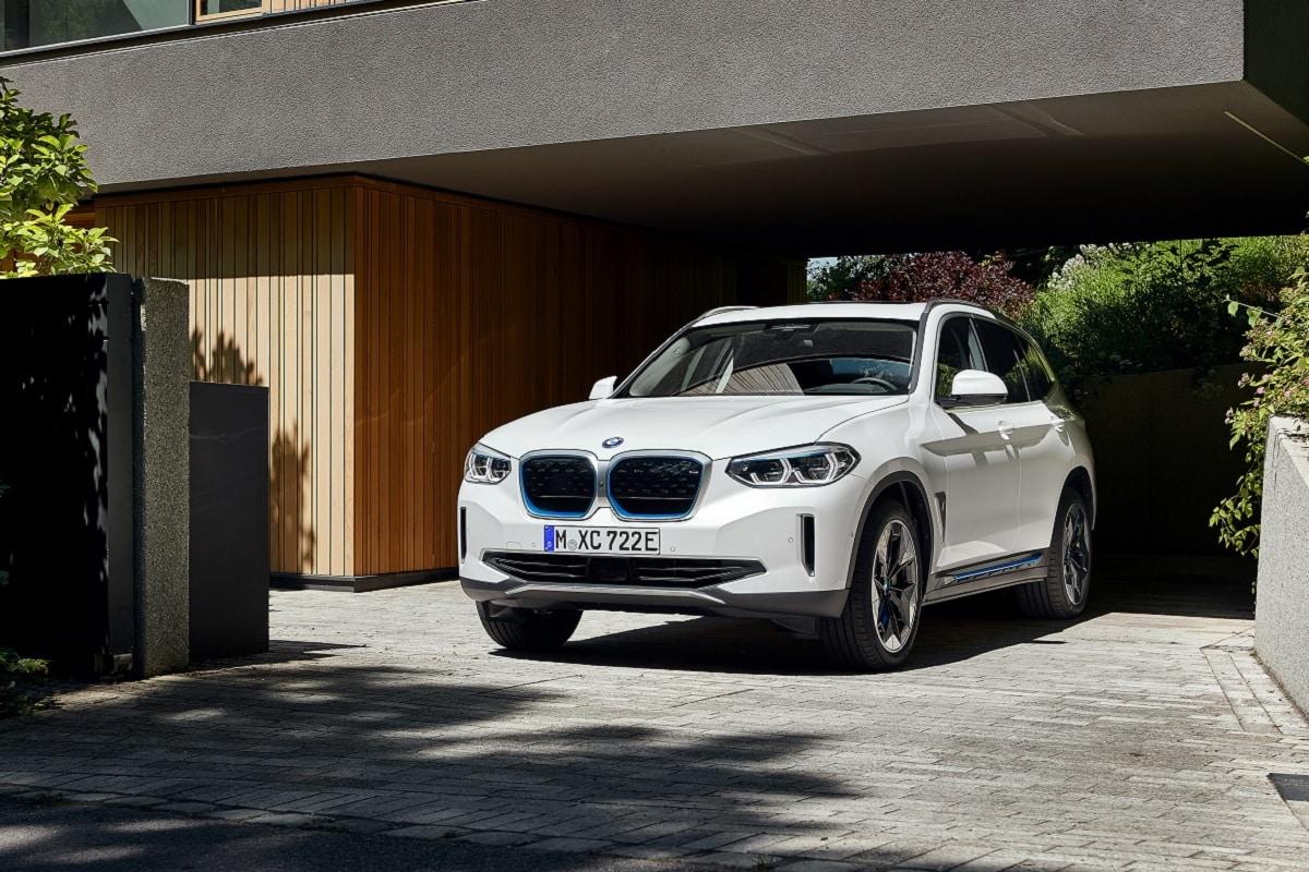 BMW iX3 Angebot