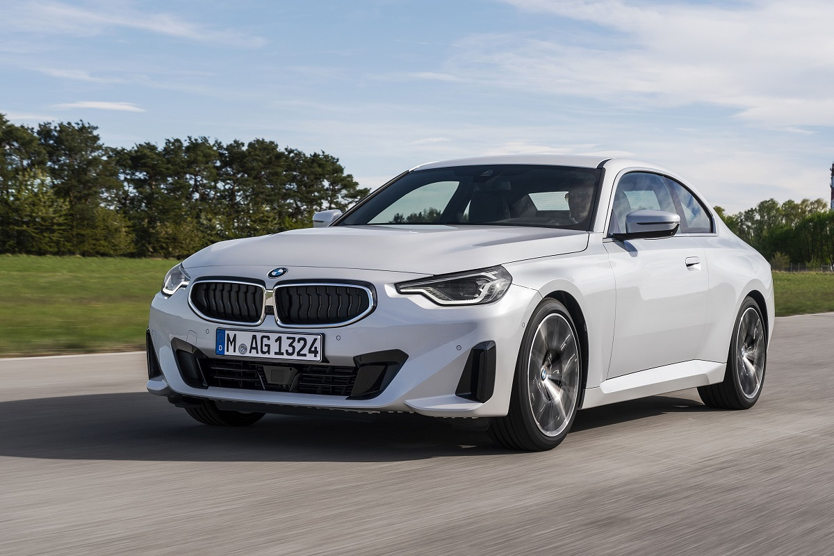 BMW 220i Coupe Niere