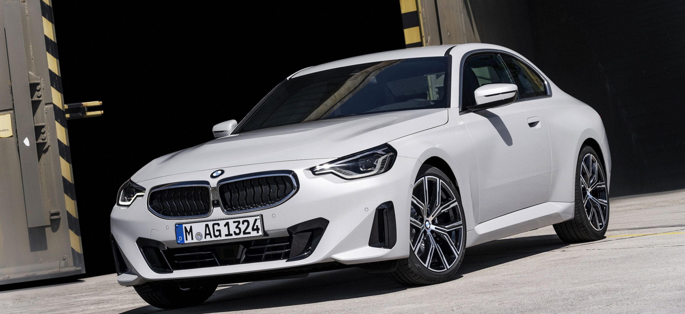 BMW 220i Coupe neu