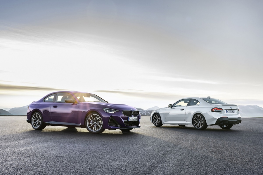 BMW 2er Coupé Modelle