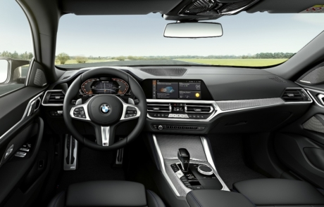 BMW 4er Gran Coupe Interieur