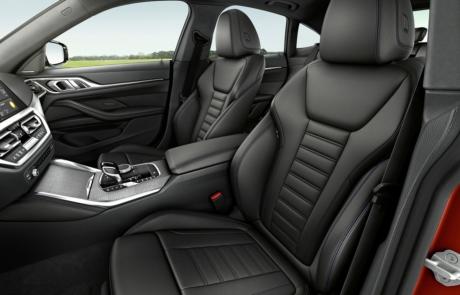 BMW 4er Gran Coupe Sitze