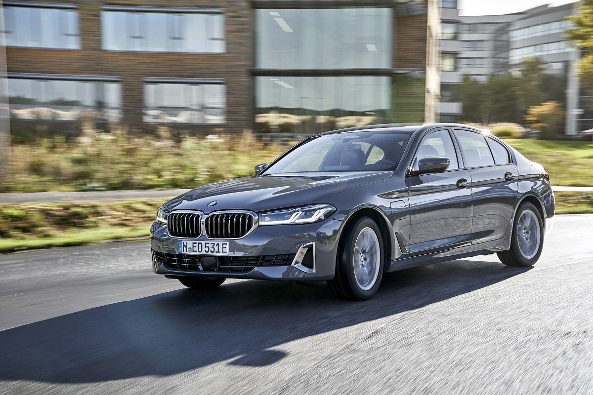 BMW 520e LCI