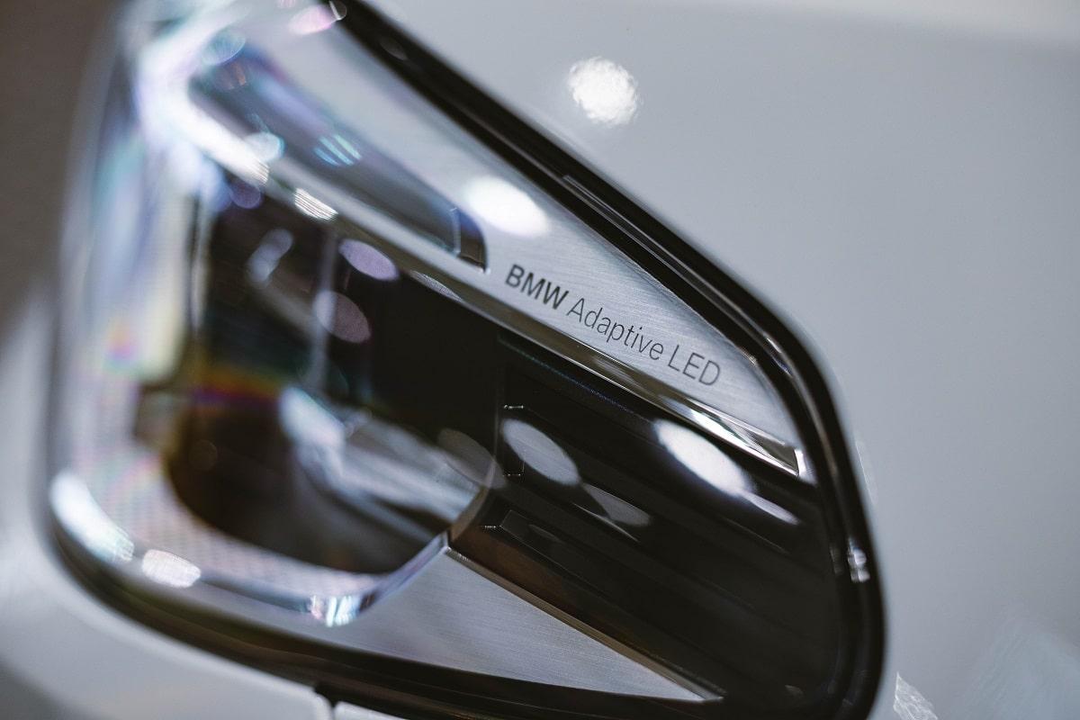 BMW 530e Adaptive LED Scheinwerfer