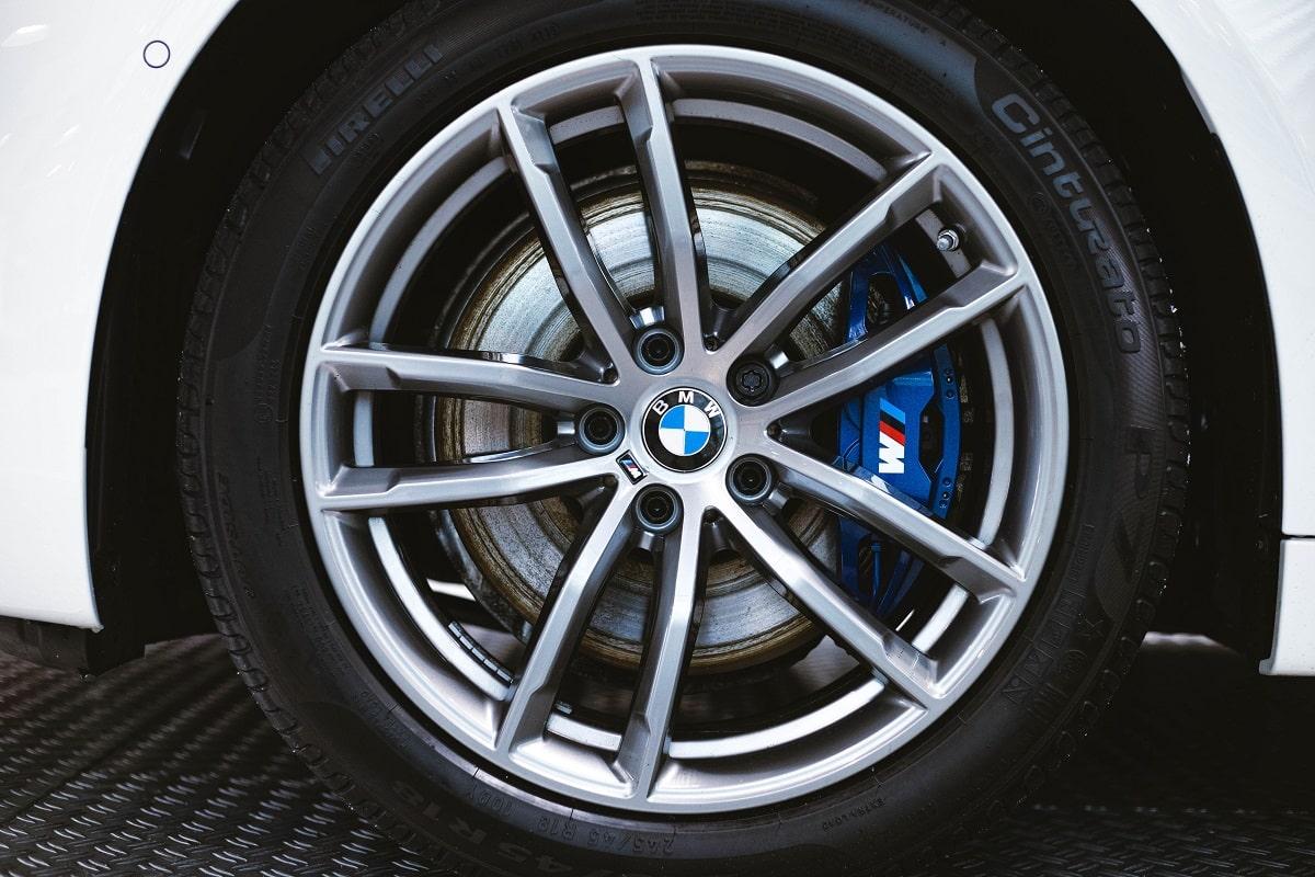 BMW 530e Felge
