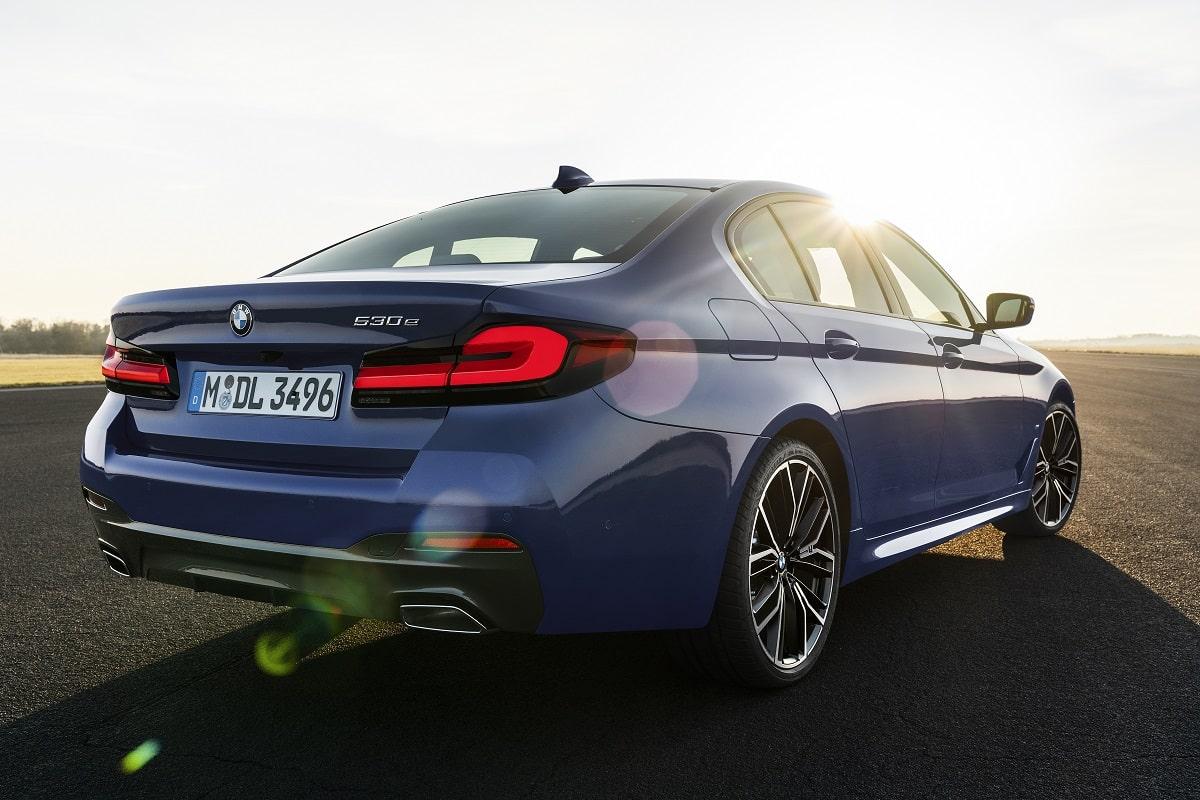 BMW 530e Limousine Plug In Hybrid