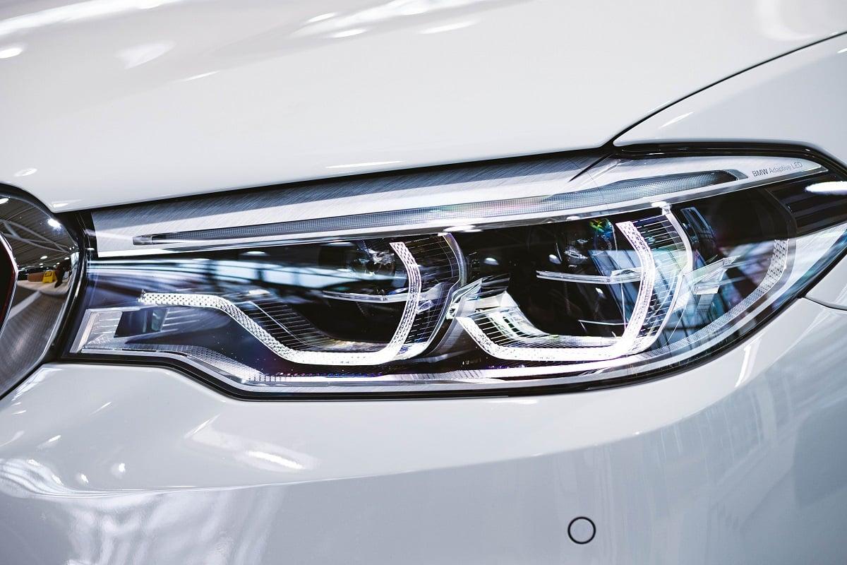 BMW 530e Scheinwerfer