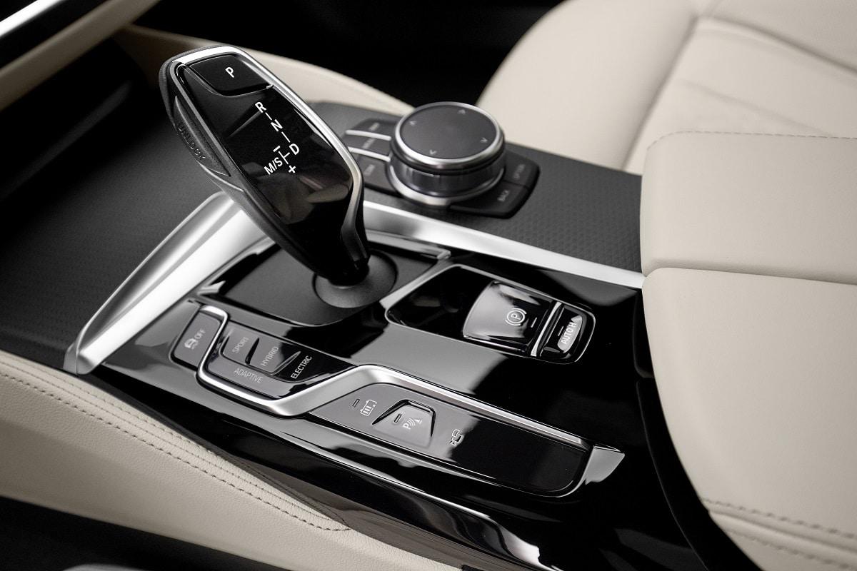 BMW 530e Limousine Automatikgetriebe