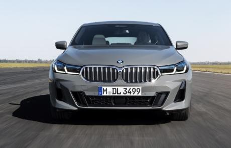 Front des BMW 6er Gran Turismo