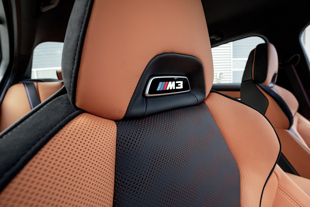 BMW M3 Competition Sitze