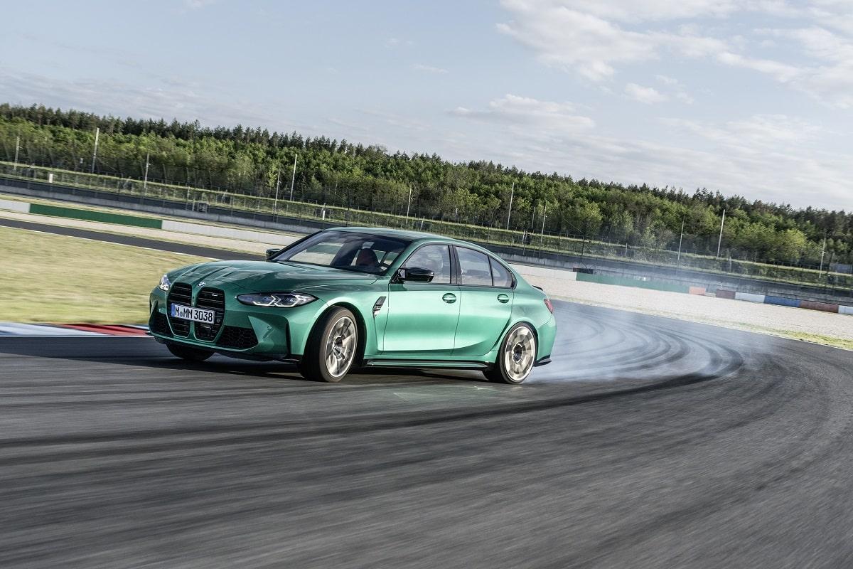 BMW M3 Competiton